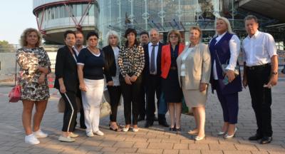 Інформаційний звіт про перебування членів Асоціації суддів України з робочим візитом до Німеччини, в період з 11-17 вересня 2016 року