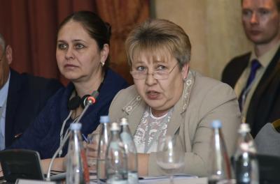 Звіт про участь у Міжнародній науково-практичній конференції, 28 – 29 квітня 2017 року, м. Тбілісі (Грузія)