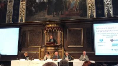 З'їзд Європейської асоціації суддів, 9 – 11 травня 2019 року