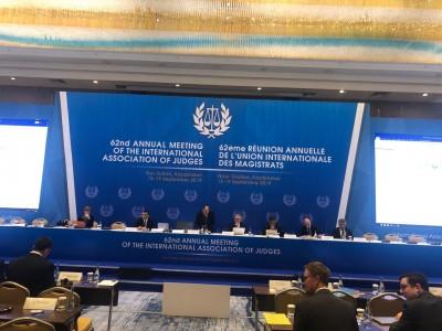 62-й з'їзд Міжнародної асоціації суддів 15-19 вересня 2019 року